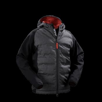 giacca piuma jaam lana papete 1