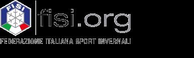 Italian ski federation logo