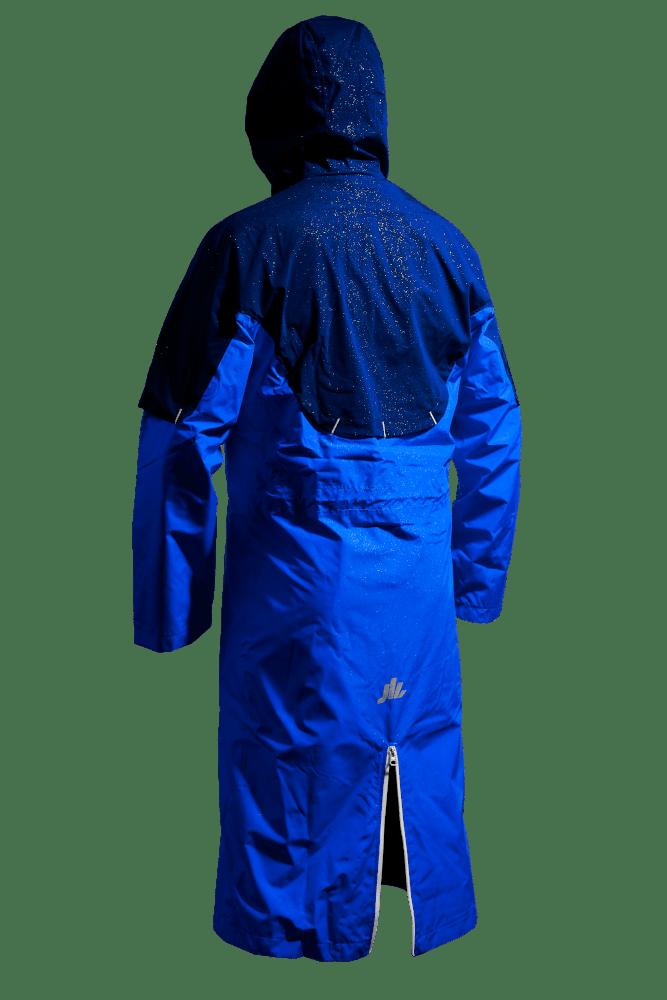 mantella antipioggia divisa nazionale maestri di sci back