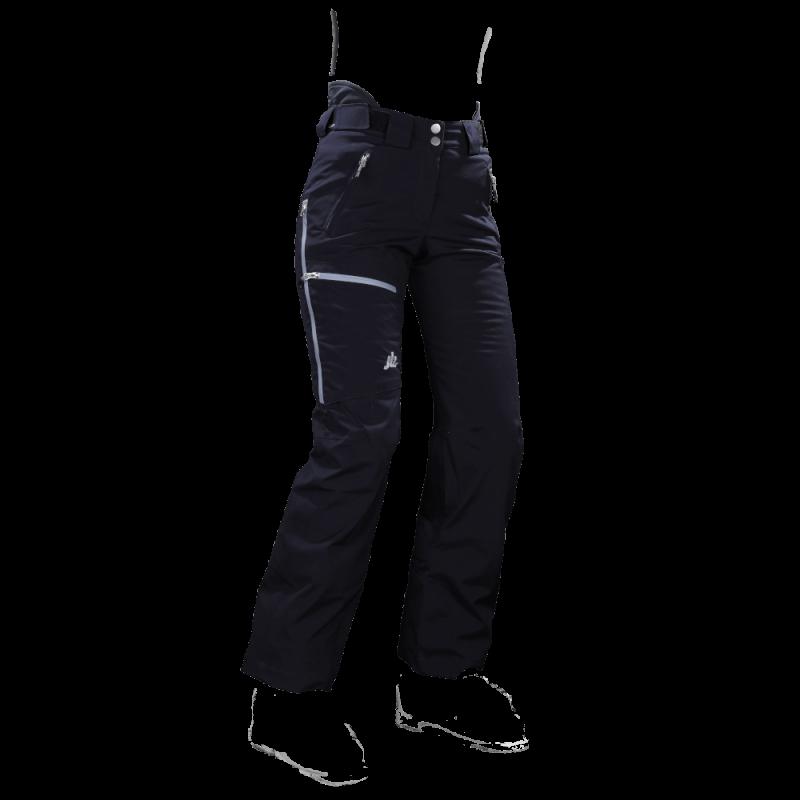 pantaloni-sci-donna-cordura-blu-jaam-TW422-1000x1000