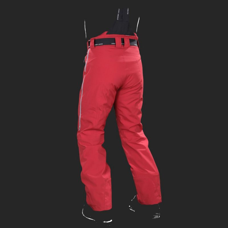 pantaloni-sci-uomo-cordura-rosso-jaam-back-TM422-1000x1000