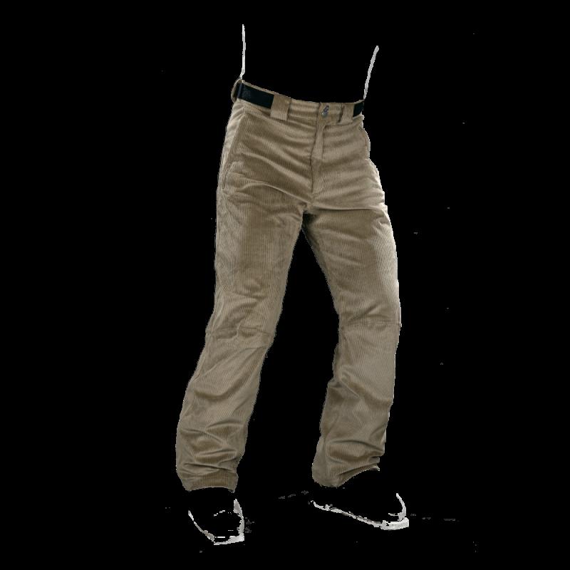 pantaloni-sci-uomo-velluto-BEIGE-jaam-TM400V-1000x1000