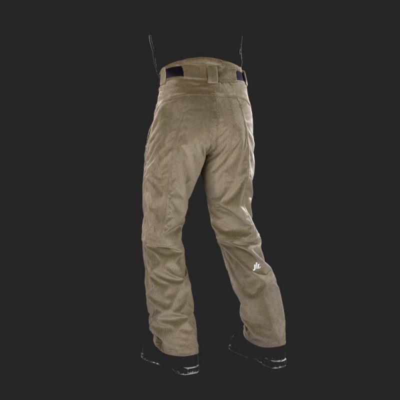pantaloni-sci-uomo-velluto-BEIGE-jaam-back-TM400V-1000x1000