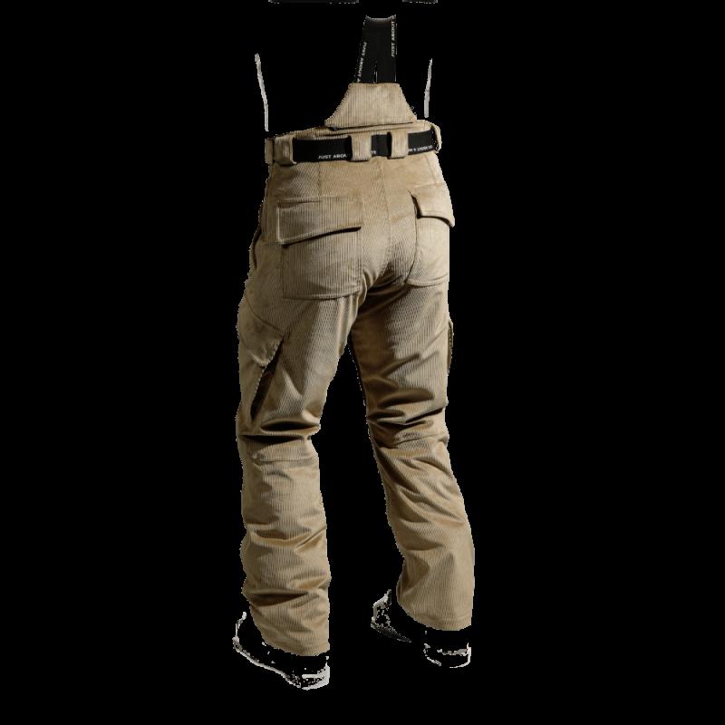 pantaloni-sci-uomo-velluto-beige-jaam-back-TM402V-1000x1000